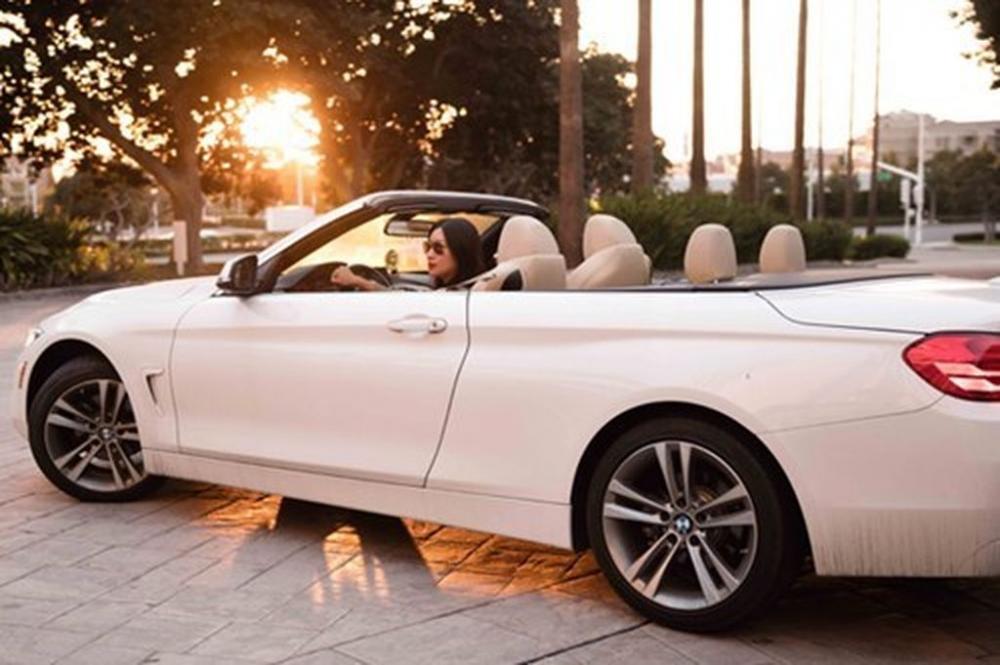 Người đẹp và xe: Bộ ảnh của nữ hoàng lịch Y Phụng 6.