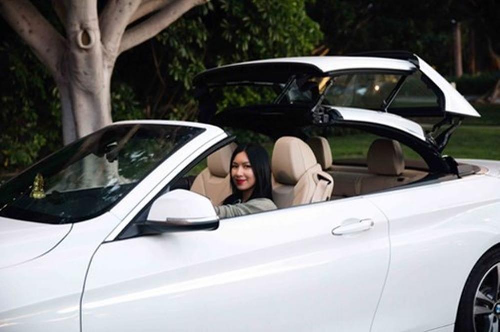 Người đẹp và xe: Bộ ảnh của nữ hoàng lịch Y Phụng 4.