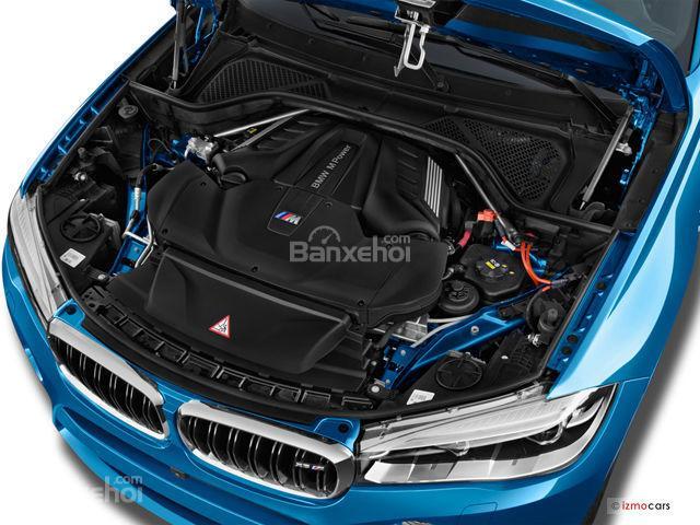 Động cơ xe BMW X6 2018 27