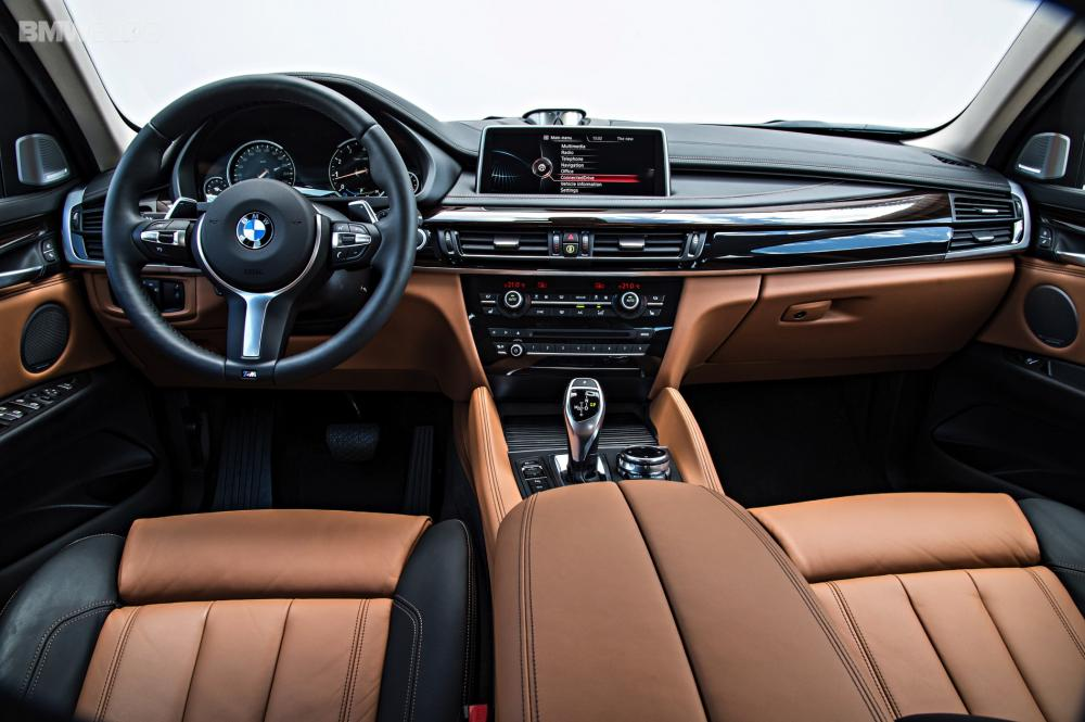 Vô lăng xe BMW X6 2018 15