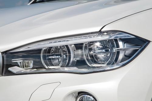 Đèn pha kép BMW X6 2018 5