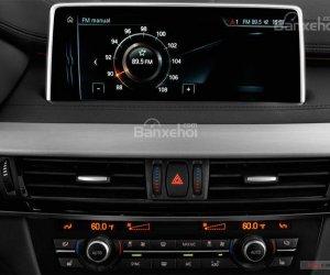 Màn hình xe BMW X6 2018 26
