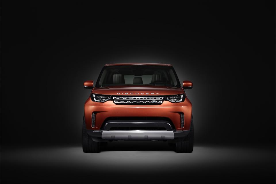 Đầu xe Land Rover Discovery 2018 3