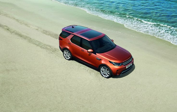 Ngoại thất xe Land Rover Discovery 2018 26