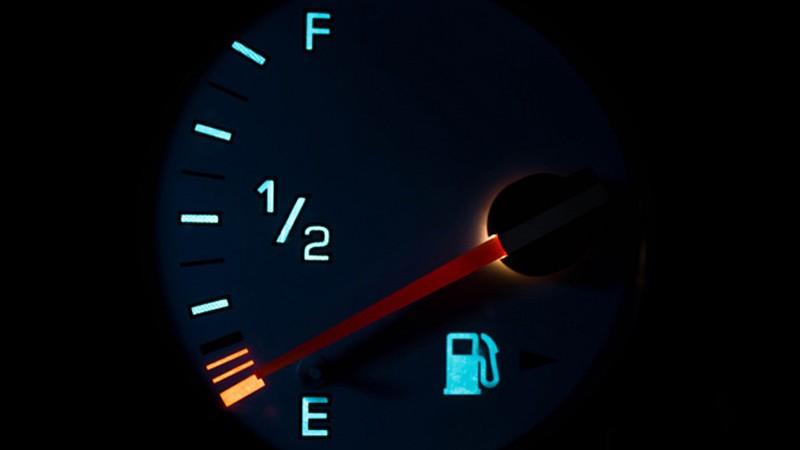Mẹo ước lượng xăng còn trong bình nhiên liệu 2