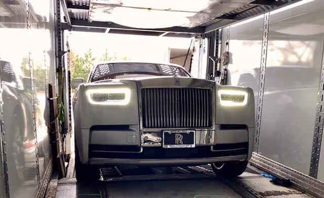 Rolls-Royce Phantom 2018 sắp cập cảng Việt Nam 4