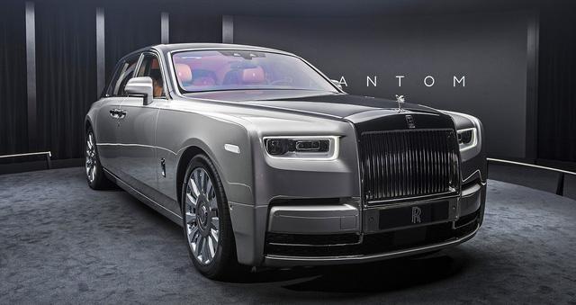Rolls-Royce Phantom thế hệ thứ 8 sắp đổ bộ thị trường ô tô Việt 1