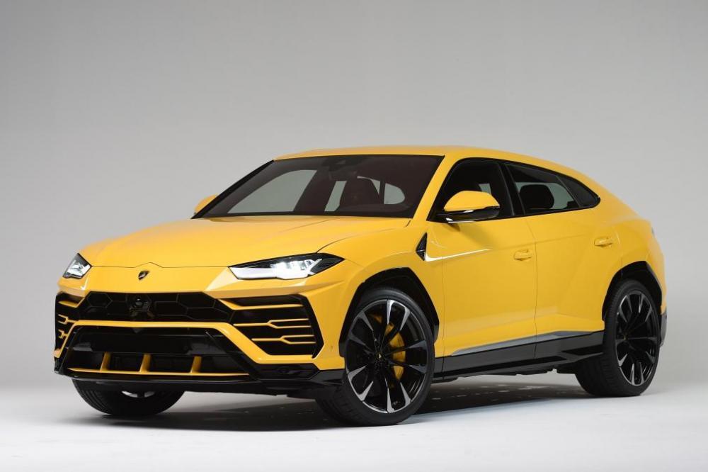 Lamborghini Urus 2018: 3,6 giây 1