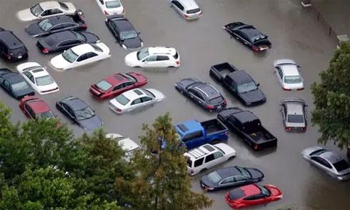 Đông Nam Á trở thành thị trường tiêu thụ ô tô hỏng trong bão Harvey 1