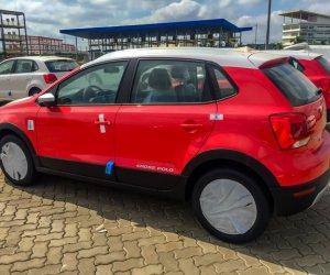 Đánh giá xe Volkswagen Cross Polo 2018 tại Việt Nam: Thân xe đơn giản 6