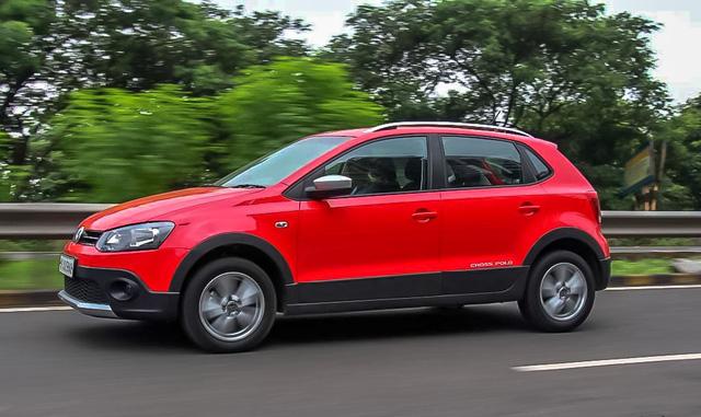 Volkswagen Cross Polo 2018 lần đầu được bán ở Việt Nam 1