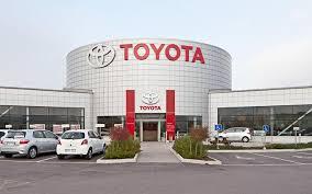 Toyota hùng vương - Đại lý hàng đầu mua xe