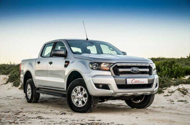 Ford Ranger: Cuốn hút trong từng chi tiết