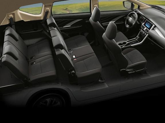 Không gian nội thất Mitsubishi Xpander 2018