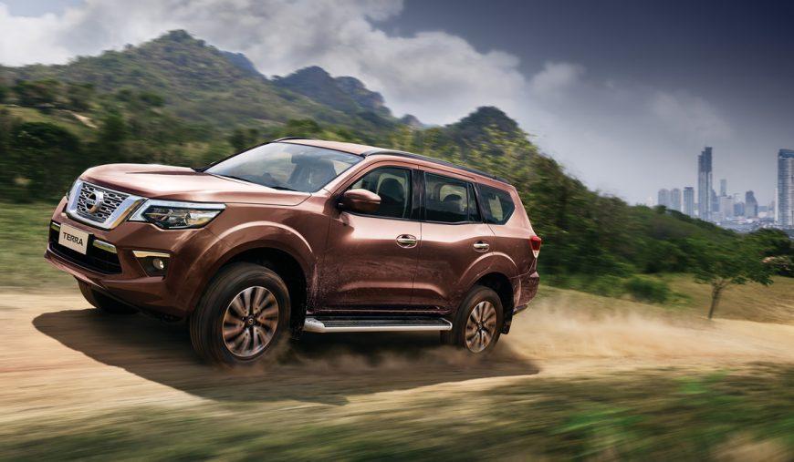 Nissan Terra 2018: Linh hoạt mọi nẻo đường