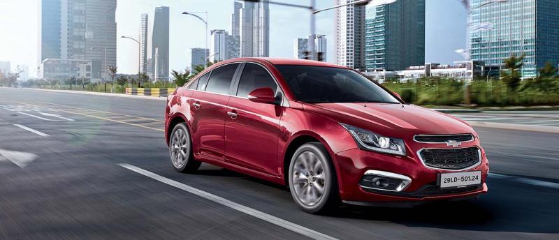 Chevrolet Cruze 2018: Linh hoạt trên mọi nẻo đường