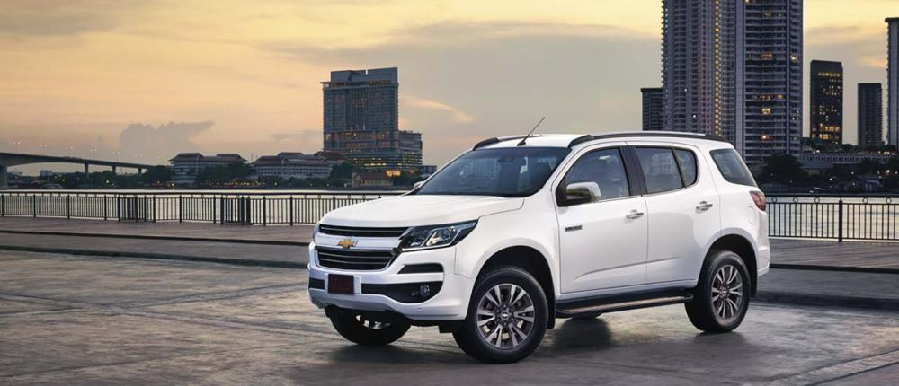 Chevrolet Trailblazer 2019: Ngại gì cuộc chiến