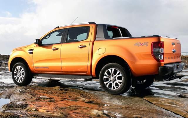 Đánh giá xe Ford Ranger