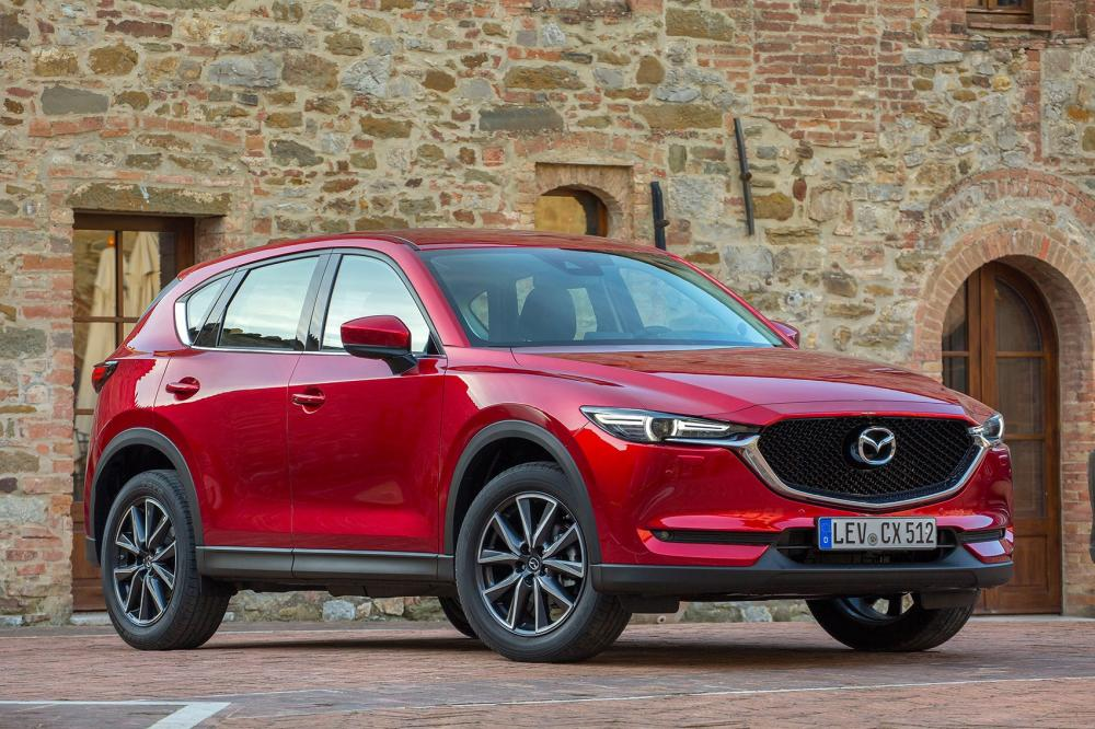 Giá xe Mazda CX 5 2019