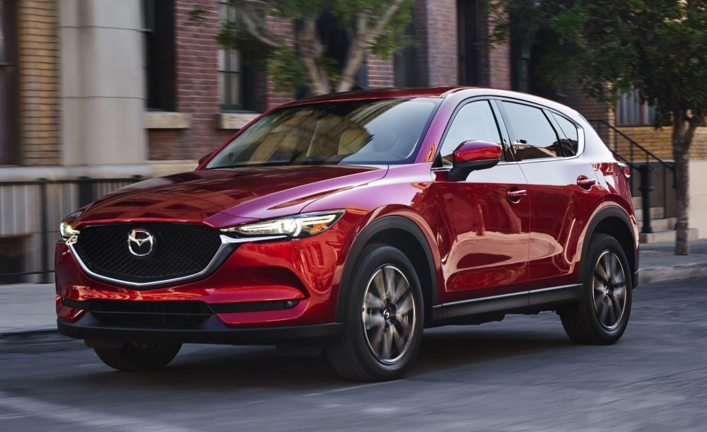Đánh giá xe Mazda CX 5 2019