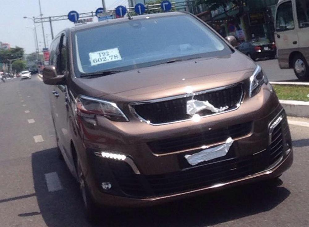 Peugeot Traveller sẽ ra mắt vào tháng sau, giá dự kiến 1,65 tỷ đồng 1