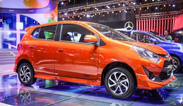 Giá xe Toyota Wigo 2019