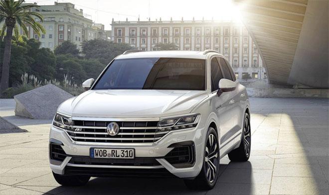 Giá xe Volkswagen Tiguan 2019
