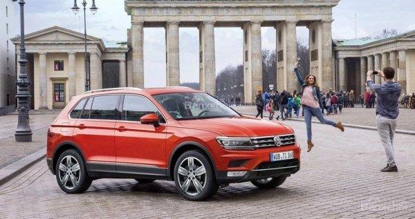 Đánh giá xe Volkswagen Tiguan 2019