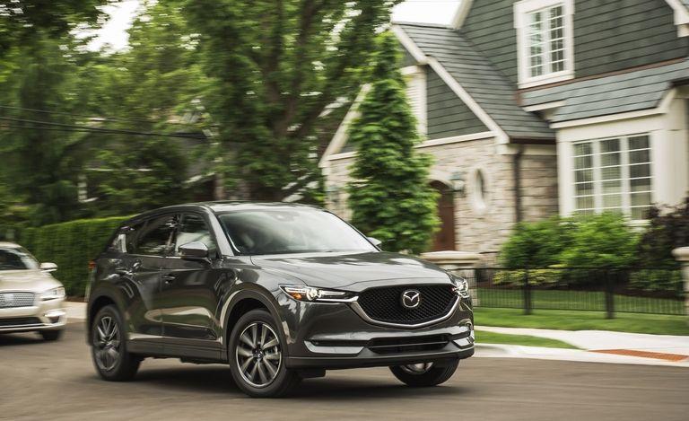 Đánh giá xe Mazda CX5