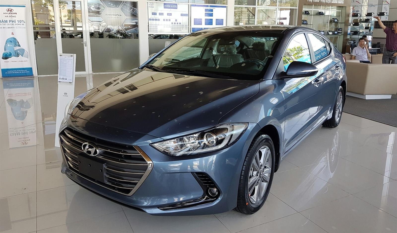 Giá xe Hyundai Elantra 2019