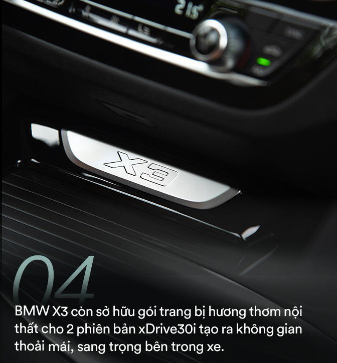 Với mức giá hơn 2 tỷ đồng, BMW X3 2019 được trang bị những gì? 4a