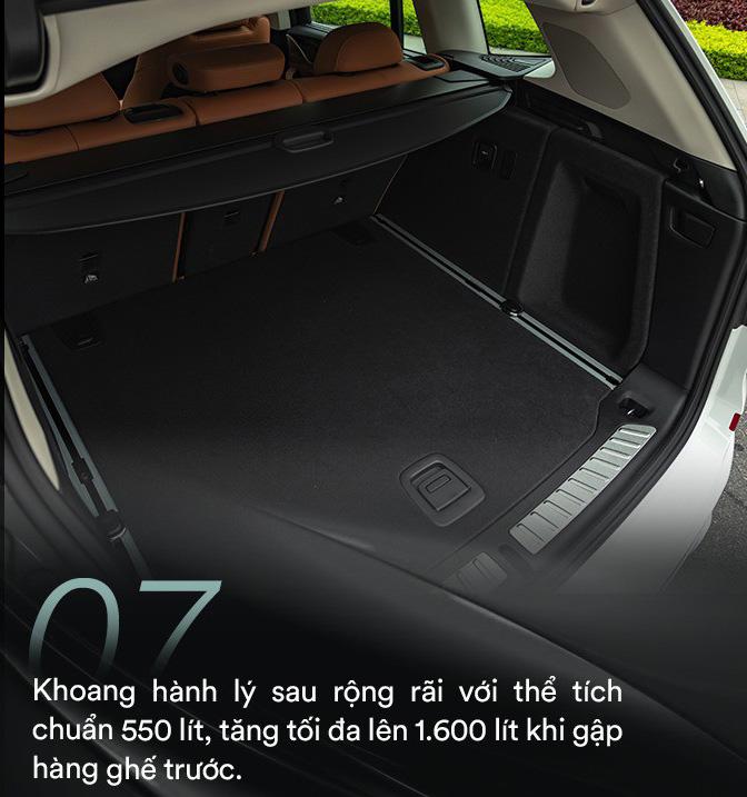 Với mức giá hơn 2 tỷ đồng, BMW X3 2019 được trang bị những gì? 7a
