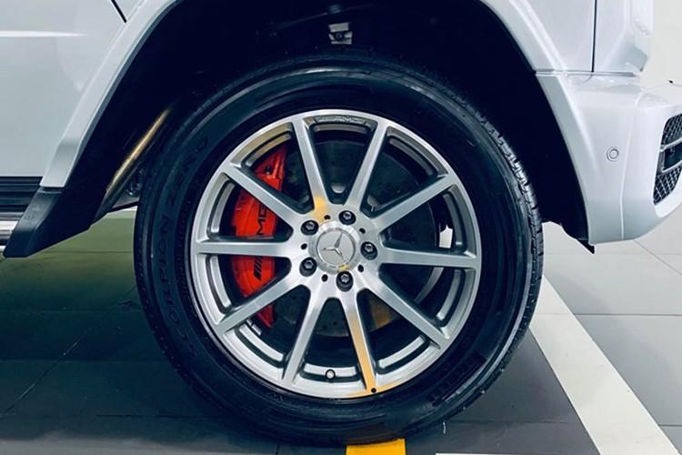 Mercedes-AMG G63 2019 giá hơn 10 tỷ đồng đã về tay khách hàng 6a