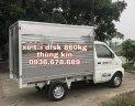 Bán xe tải DFSK 860kg thùng kín, giá rẻ nhất, đời mới