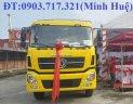 Bán xe tải Dongfeng B180 thùng 7m5. Bán xe tải Dongfeng 9 tấn B180 thùng 7m5