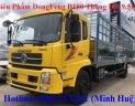 Xe tải Dongfeng B180. Bán xe tải Dongfeng B180 mới 2019 Euro 5 thùng siêu dài gần 10m