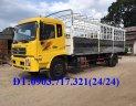 Xe tải DongFeng 10 tấn/ Gía xe tải DongFeng 10 tấn Hoàng huy nhập khẩu