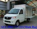 Xe tải Kenbo 900kg thùng kín cánh dơi, xe tải Kenbo 900kg bán hàng lưu động giá rẻ