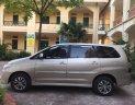 Cần bán Toyota Innova 2.0E đời 2016, màu vàng, chính chủ