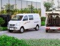 Đại lý Trọng Thiện Hải Phòng bán xe tải Van Thaco Trường Hải 2 chỗ 945kg  và 5 chỗ 750kg giá rẻ