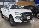 Ford Ranger nhập từ Thái Lan không đạt chuẩn khí thải