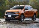 Ford Ranger tụt giảm doanh số mạnh vì không đạt chuẩn khí thải