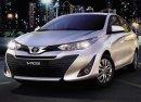 Toyota Vios 2018 trở lại mạnh mẽ hơn với nhiều trang bị ấn tượng