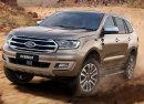 Ford Everest 2018 bản facelift vừa ra mắt tại Thái Lan, chờ ngày về Việt Nam