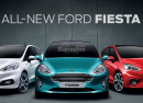 Đánh giá xe Ford Fiesta 2018: Xe cỡ nhỏ bán chạy nhất
