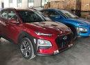 Hyundai Kona sẽ ra mắt cuối tháng 8, cạnh tranh Ford EcoSport và Mitsubishi Xpander