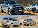 Cặp bán tải - SUV 7 chỗ nhập nào sẽ gây bão thị trường xe hơi Việt cuối năm 2018?
