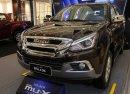 Isuzu mu-X 2018 chính thức ra mắt: Dòng SUV 7 chỗ rẻ nhất thị trường Việt