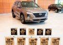 Hyundai dẫn đầu danh sách sản xuất xe ô tô an toàn nhất năm 2018