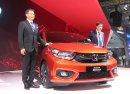 Honda Brio 2019 hé lộ giá bán, lên lịch chuẩn bị về Việt Nam